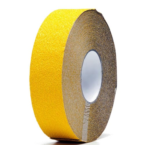 Conformable Heavy Duty Anti-Slip Tape - Yellow