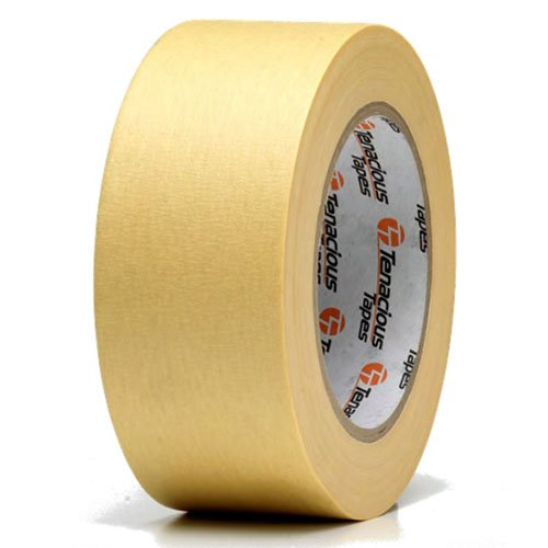 Crepe Paper Masking Tape – Industrial Grade A519