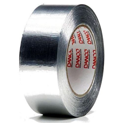Self Wound Aluminium Foil Tape AT570