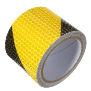 Class 2 Reflective Hazard/Safety Warning Tape