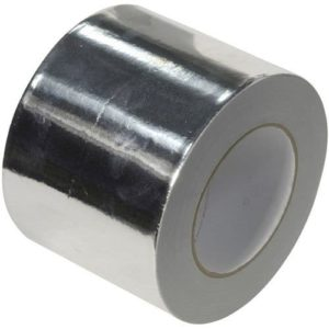 Single Side PET Aluminium Butyl Tape